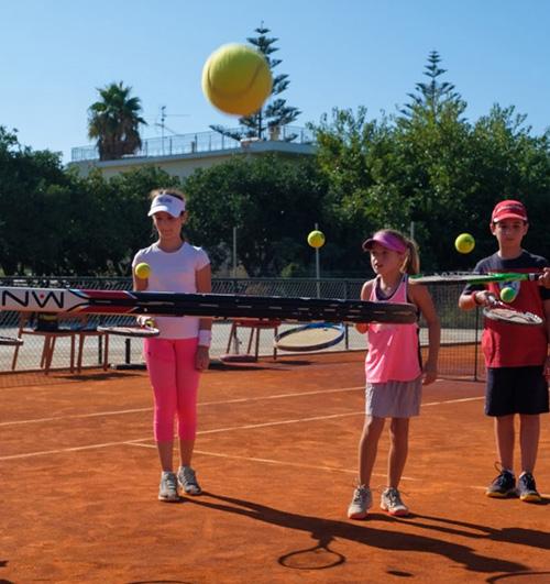 Τένις Παιδικό/Εφήβων