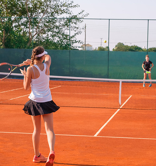Αγωνιστικό Τένις