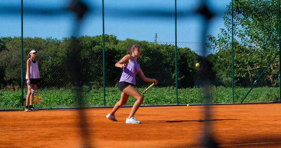 Τένις για διασκέδαση