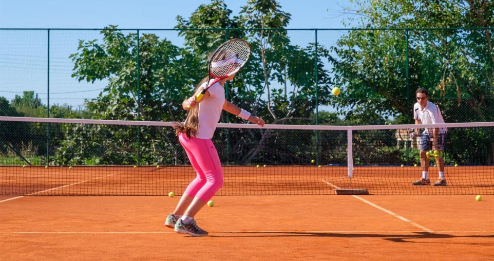 Τένις για Μελλοντικούς Πρωταγωνιστές